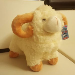 Cute Sheep Doll 15 Inches Plush Stuff Toy